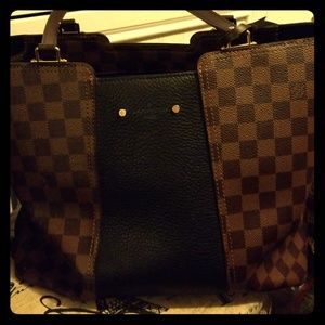 Authentic Louis Vuitton Jersey handbag